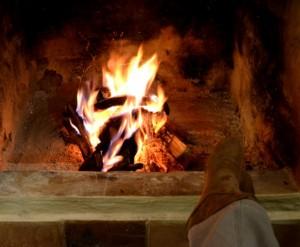 Kingfisher Fireplace